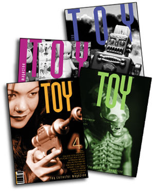 Toy Collector Magazine, toys and collectibles magazine