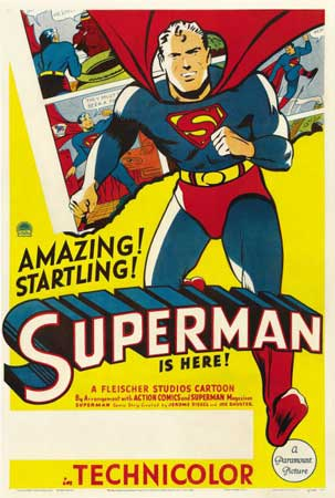 Original Superman Cartoon 6