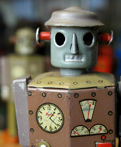Essay on my favourite toy robot