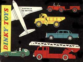 Toyzine, Dinky Dublo Diecast collectibles, Dinky die-cast toy cars
