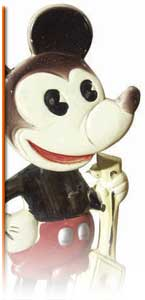 mickey mouse toy collectible