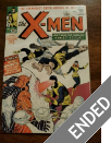 X-men 1 1963 First X-men and Magento