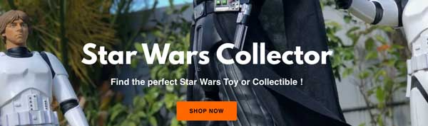 Star Wars Shop Figures Collectibles