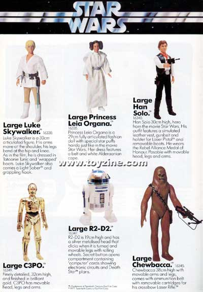 Toyzine Star Wars Toy Collectibles Action Figure Price Guide 01